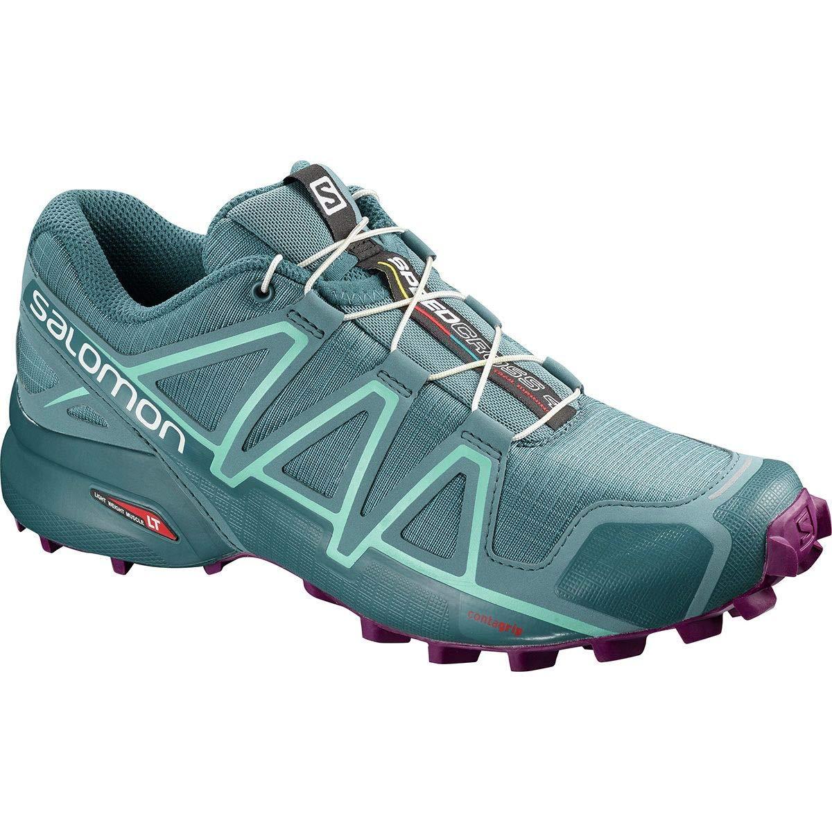 【サイズ交換OK】 [サロモン] [並行輸入品] レディース Running ランニング Speedcross 4 Trail Running Shoe [並行輸入品] B07P5CDPS7 B07P5CDPS7 US-10.5/UK-9.0, 子供靴&インポートウェアFabrica:568d6584 --- portfolio.studioalex.nl