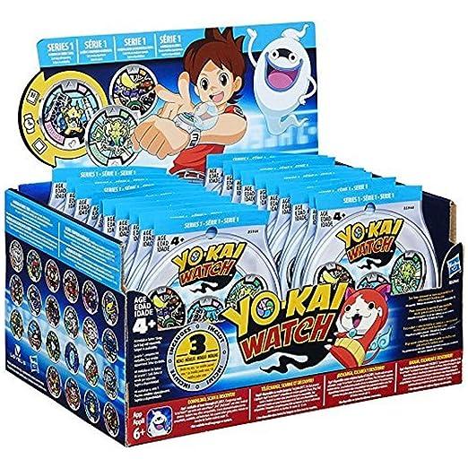 16 opinioni per Yo-Kai Watch Series 1 YOKAI MEDALS Mystery Box by Yokai Watch