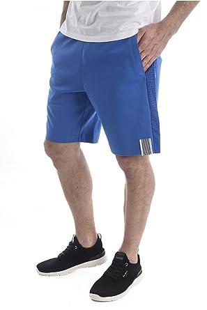super popular cheapest price hot product Emporio Armani EA7 Short Pantacourt Bermuda Homme blu ...