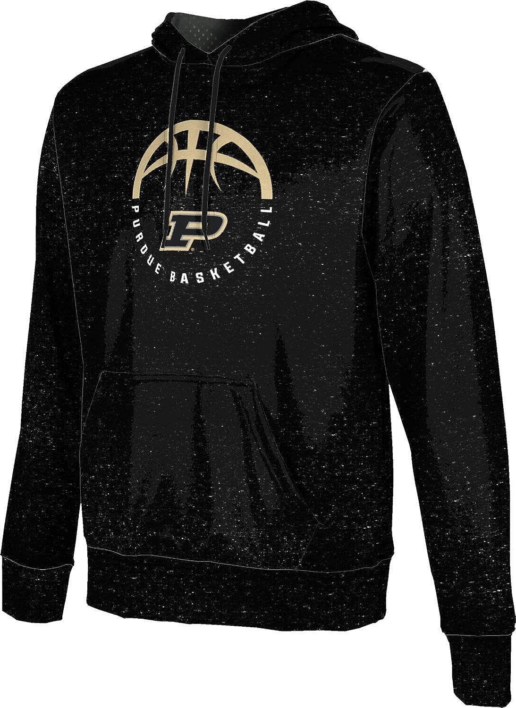 ProSphere Purdue University Basketball Boys Pullover Hoodie Heather