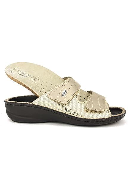 1b99780bf9fcd Grunland CE0570 DARA Ciabatta Donna P.  Amazon.co.uk  Shoes   Bags