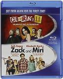 Zack & Miri/Clerks II [Blu-ray]