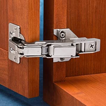 blum 170 degree face frame hinge blum 170 degree face frame hinge   cabinet and furniture hinges      rh   amazon com