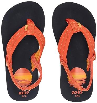 f95f86aecdd01a Reef Ahi Boys  Flip Flop (Toddler Little Kid Big Kid)