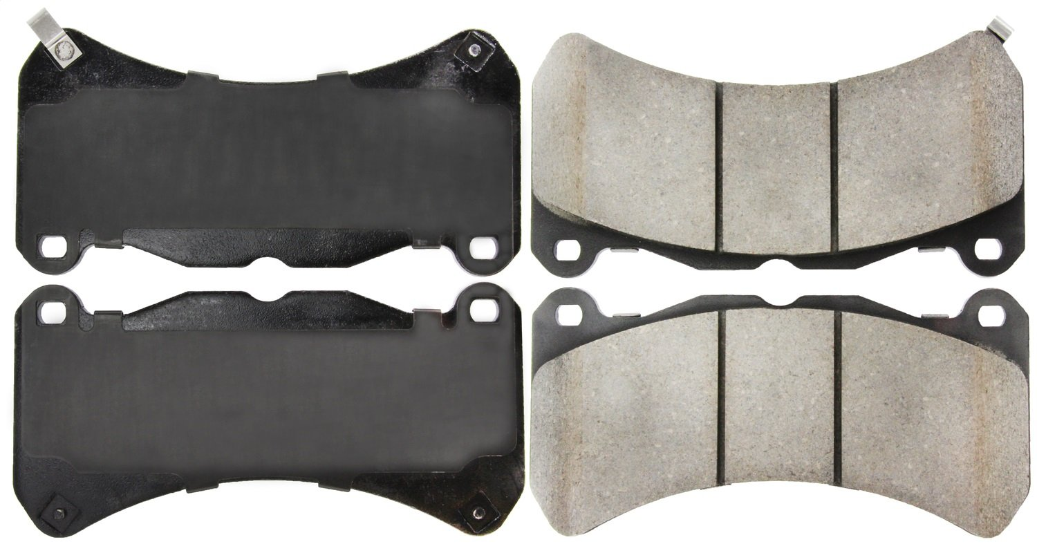 StopTech 309.13650 Street Performance Front Brake Pad