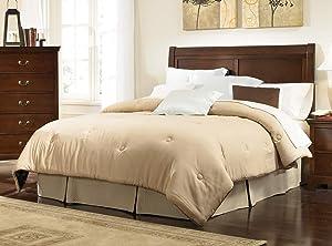 Coaster Home Furnishings Bedroom Furniture Set, Warm Brown