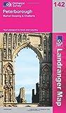 Peterborough: Market Deeping and Chatteris. (Landranger Maps No. 142)