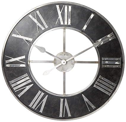 Amazon Com Howard Miller Dearborn Clock Home Kitchen