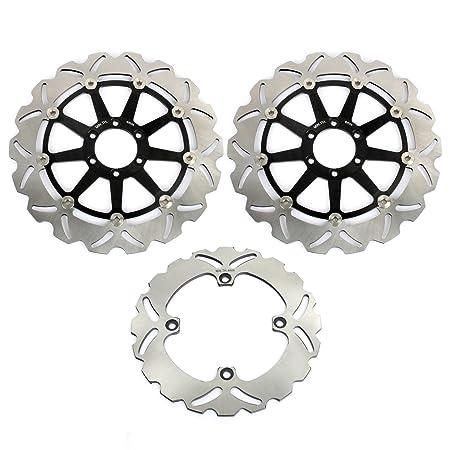 Amazon Com Tarazon Front Rear Brake Rotors Discs For Ducati 748 916