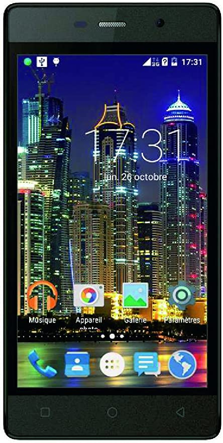 Inovalley gsm 45 N Smartphone Libre 3 G (Pantalla: 4,5 Pulgadas ...