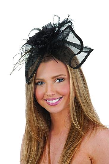 Amazon.com  Jacobson Hat Company Women s Mini Hat Headband with ... 4ffed6bffce