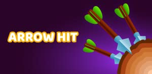 Arrow Hit - Addicting Flying Arrows Simulator 2018: Twisty Bow And Arrow Free Games from JustForward Hyper Casual Games