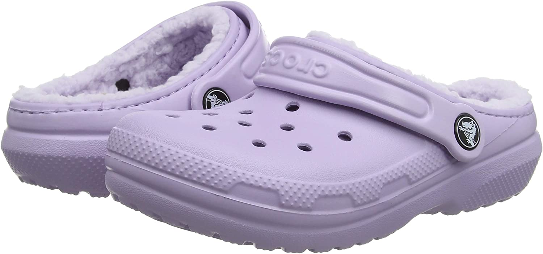 Crocs Classic Lined Clog Kids Zuecos Unisex Ni/ños
