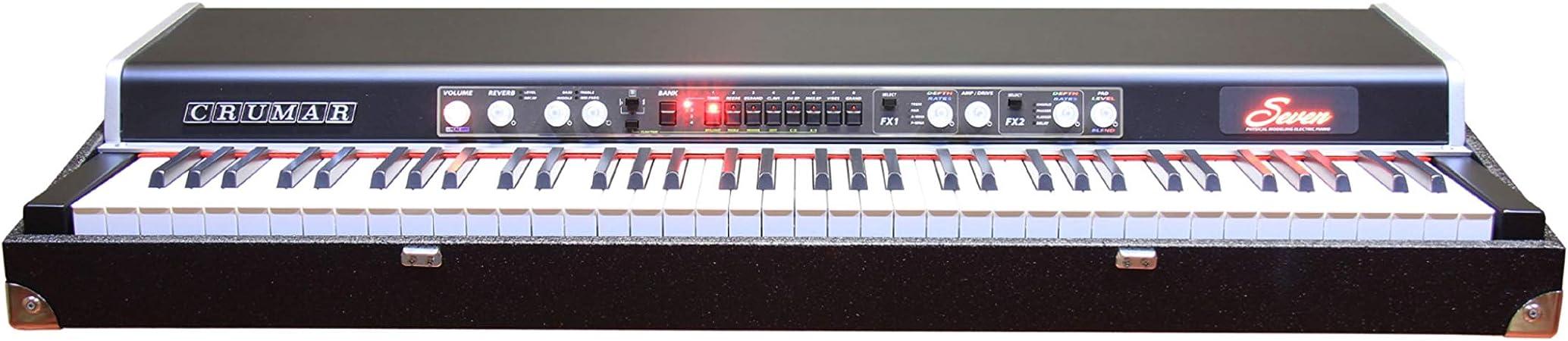 Crumar Seven - 73 Teclas - Piano De Escenario Tipo Vintage ...
