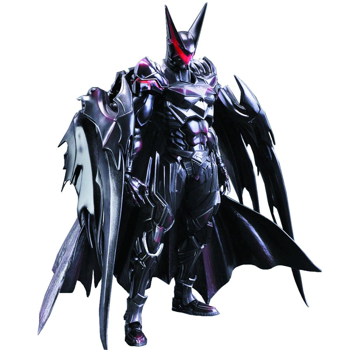 Square Enix DC Comics Variant Play Arts Kai Batman (Tetsuya Version) Action Figure