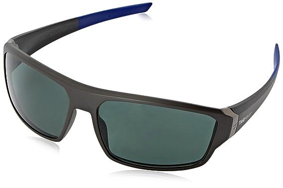 f451c14a532 TAG Heuer Racer2 9222 rectangulaire Lunettes de soleil - Gris -  Amazon.fr   Vêtements et accessoires