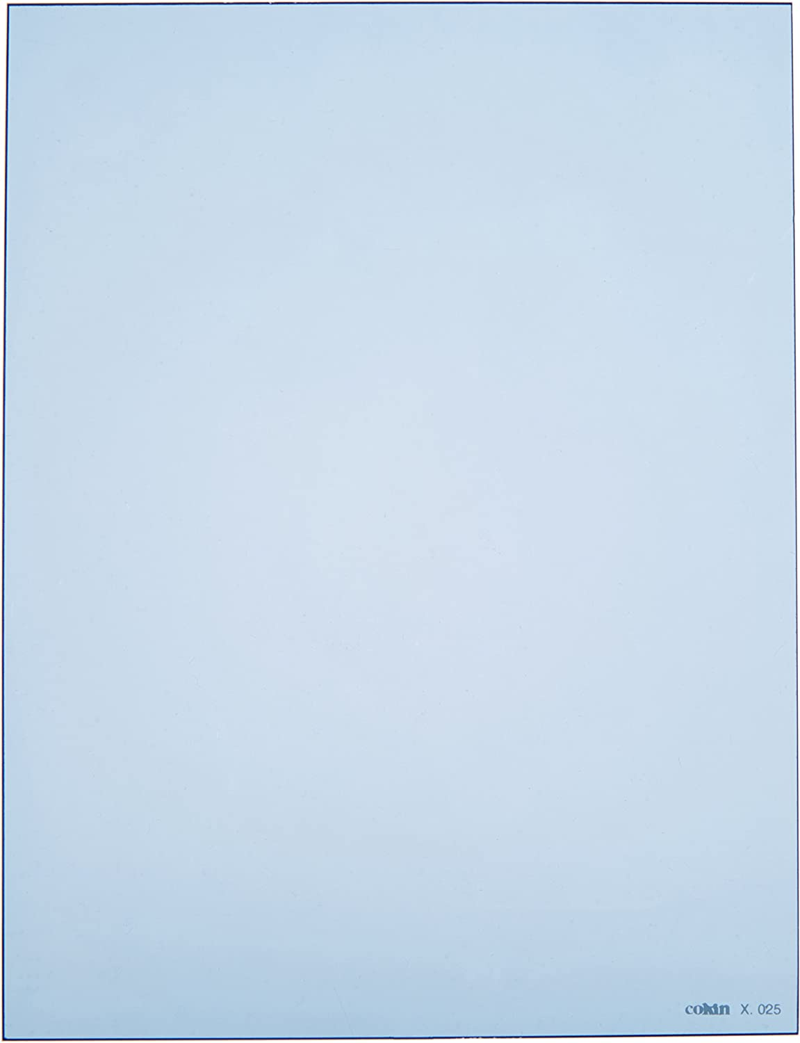 130mm X 130mm X Series Holder Cokin Square Blue 82C - 2//3-Stop for XL X025