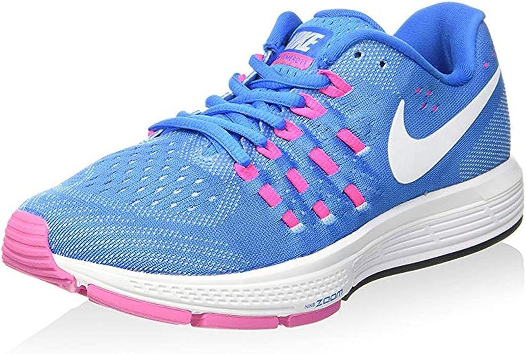 Nike 818100-401, Zapatillas de Trail Running para Mujer, Azul (Blue Glow/White-Pink Blast-Photo Blue), 44 EU: Amazon.es: Zapatos y complementos