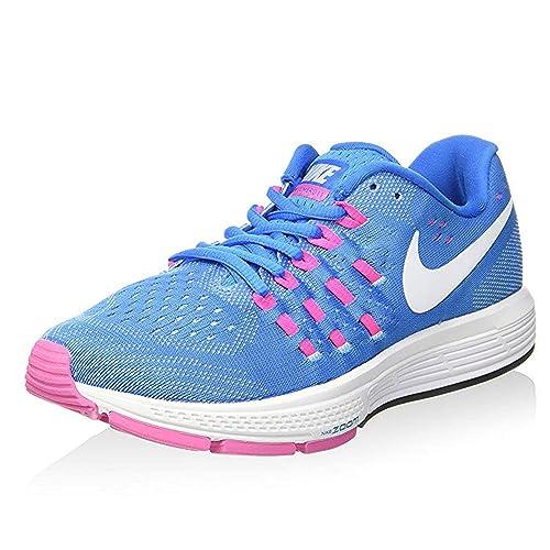 Nike 818100-401, Zapatillas de Trail Running para Mujer, Azul Glow/White