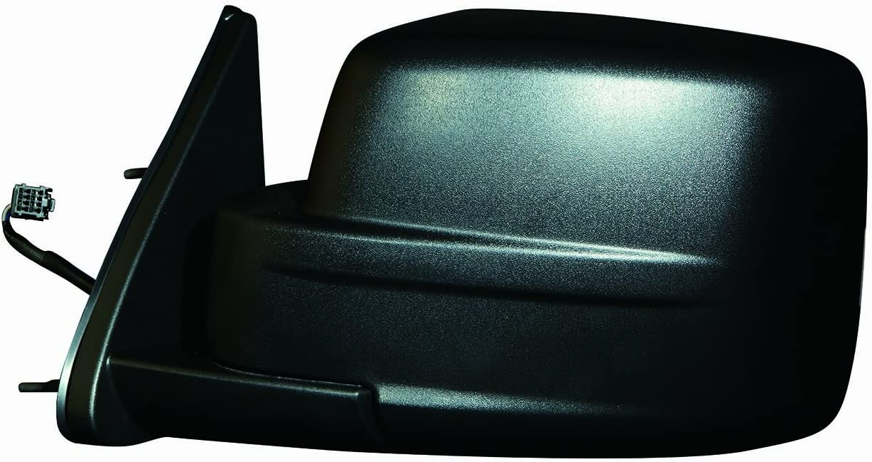 Depo 334-5420L3EF Dodge Nitro Driver Side Textured Non-Heated Power Mirror