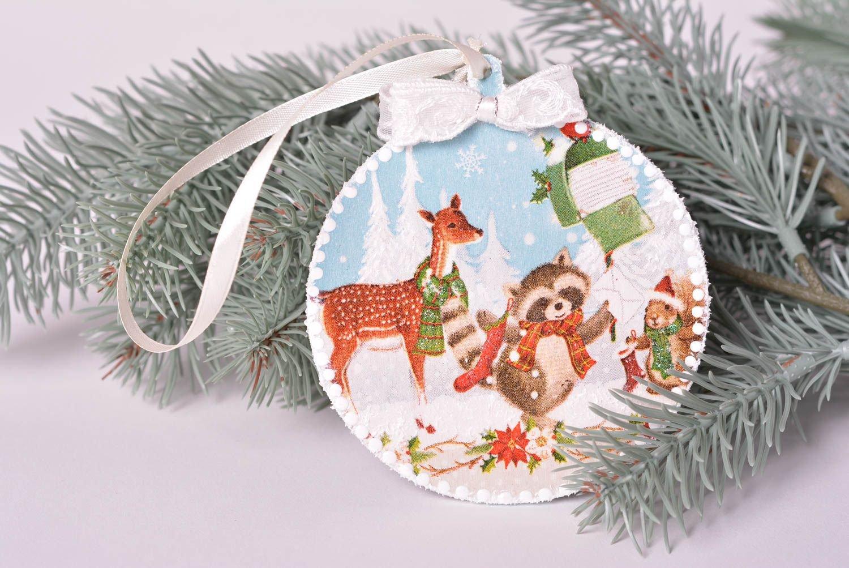 Amazon.de: Handmade Tannenbaum Schmuck Deko fur Weihnachten ...