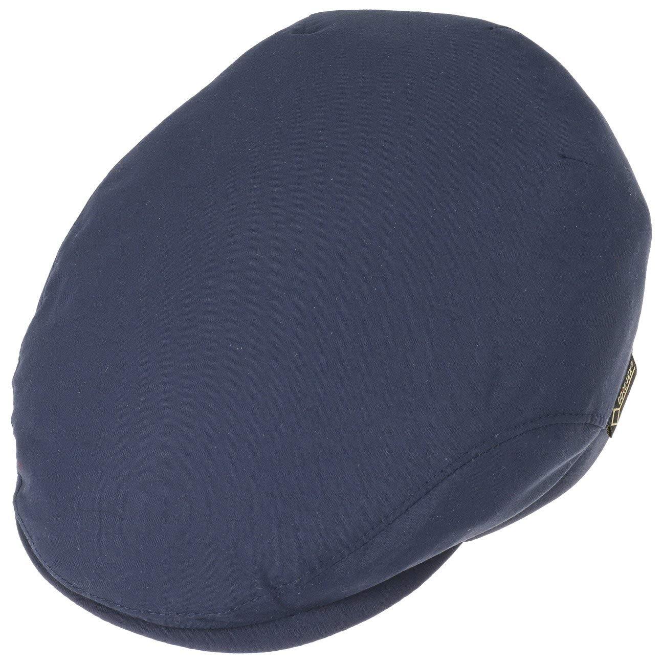Lierys Gore-Tex Protect Light Flat Cap Women/Men Navy 7 1/2 by Lierys (Image #2)