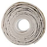 "Homax 41072030717 Caulk Strip White, 1-5/8"" X"