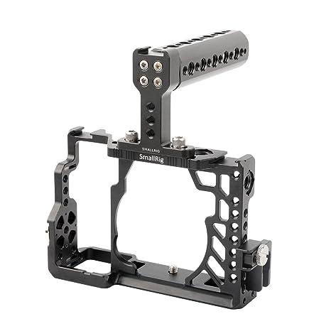 SMALLRIG a7s Cage Kit de Jaula con Top Handle y HDMI Lock para ...