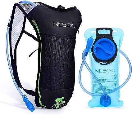 3L TPU water bag bicycle hydration bladder camping hiking climbing camelback JP