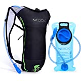 Hydration Backpack-Hydration Pack with Water Bladder 2L (70 oz ) in Lightweight Backpack Style Suit for Women, Men, Kids Hydration Backpack Cycling, Hiking, Biking, Kayaking and Other Outdoor Sports