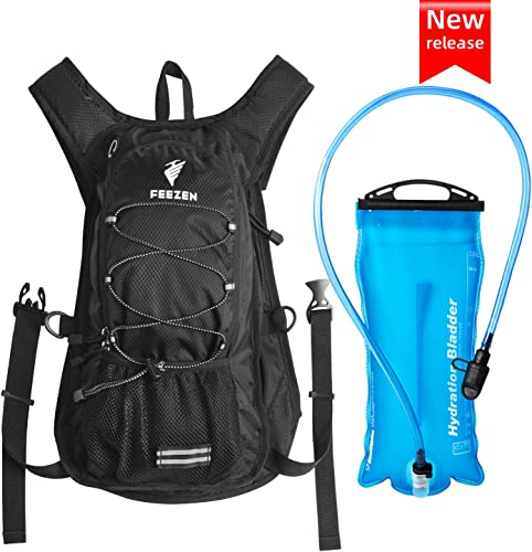 Feezen Insulated Hydration Backpack Pack
