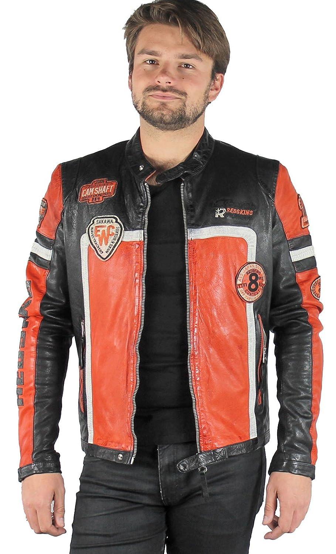 Vêtements Et Redskins S 48 Blouson Cuir Accessoires Runway WxPnXpx
