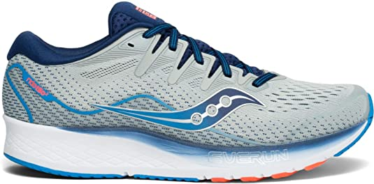 7. Saucony Ride ISO 2 Men's Shoes