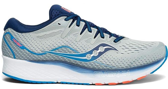 Saucony Ride ISO 2, Zapatillas de Running para Hombre