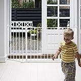 BabyDan –Rejilla protectora para bebés blanco roto blanco Talla:mediano