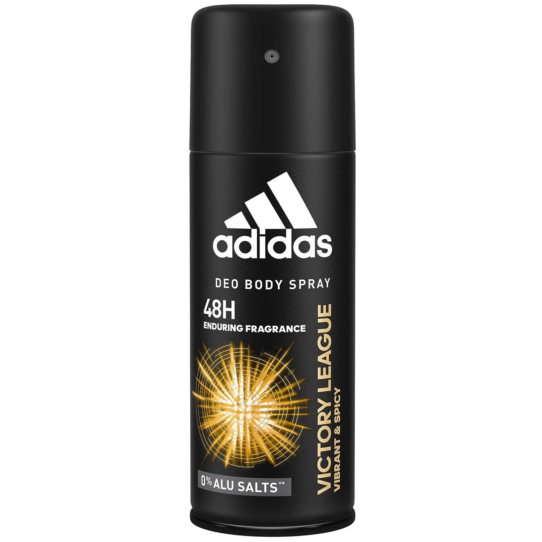 Adidas Victory League Men Deodorant Spray, 5.07 Ounce
