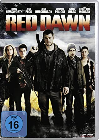 Bildergebnis für red dawn dvd