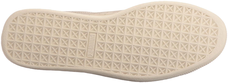 PUMA Women's Basket Classic Citi Metallic WN's Fashion Sneaker B01J151UP8 7.5 M US Silver Gold-whisper