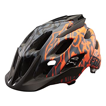 Fox head-fox Flux cauz, casco de Mountain Bike, de hombre, color