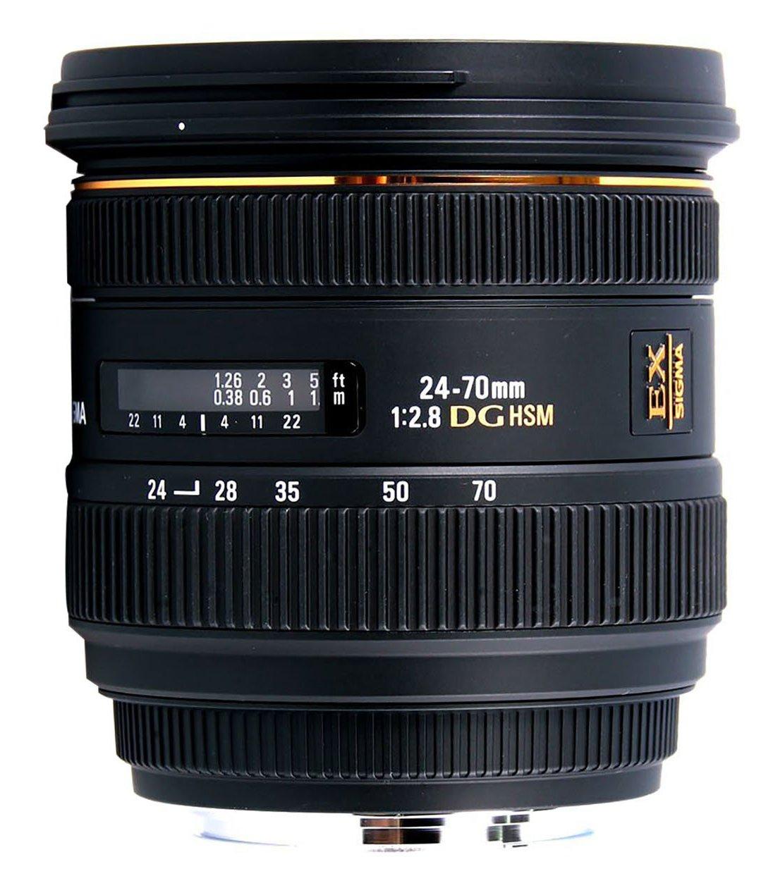 Sigma mm f IF EX DG HSM Canon Objetivo para Canon distancia