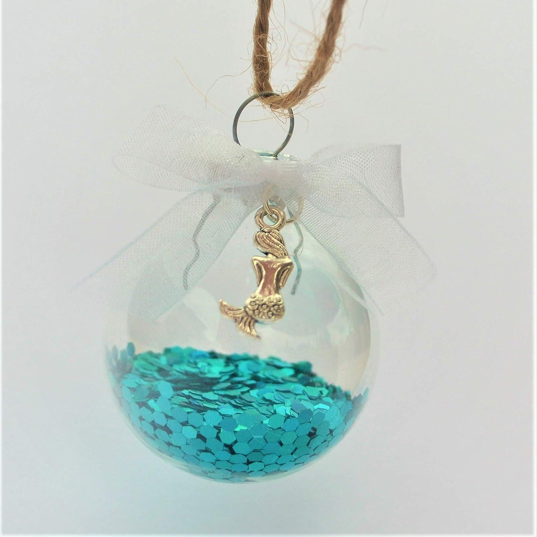 Amazon Com Mermaid Ornaments Beach Ornament Beach Ornaments For