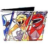 Amazon.com: buckle-down cartera 5-power Rangers Grupo Tiempo ...