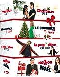 Coffret Noël 4 DVD : Christmas Kiss + La proposition de Noël + Le courrier de Noël + Une nounou pour Noël