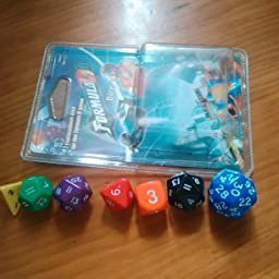 Formula D: Replacement Dice: Amazon.es: Juguetes y juegos