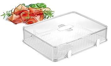 Kühlschrank Dosen : Tescoma kühlschrank dose purity 28x22 cm : amazon.de: küche & haushalt
