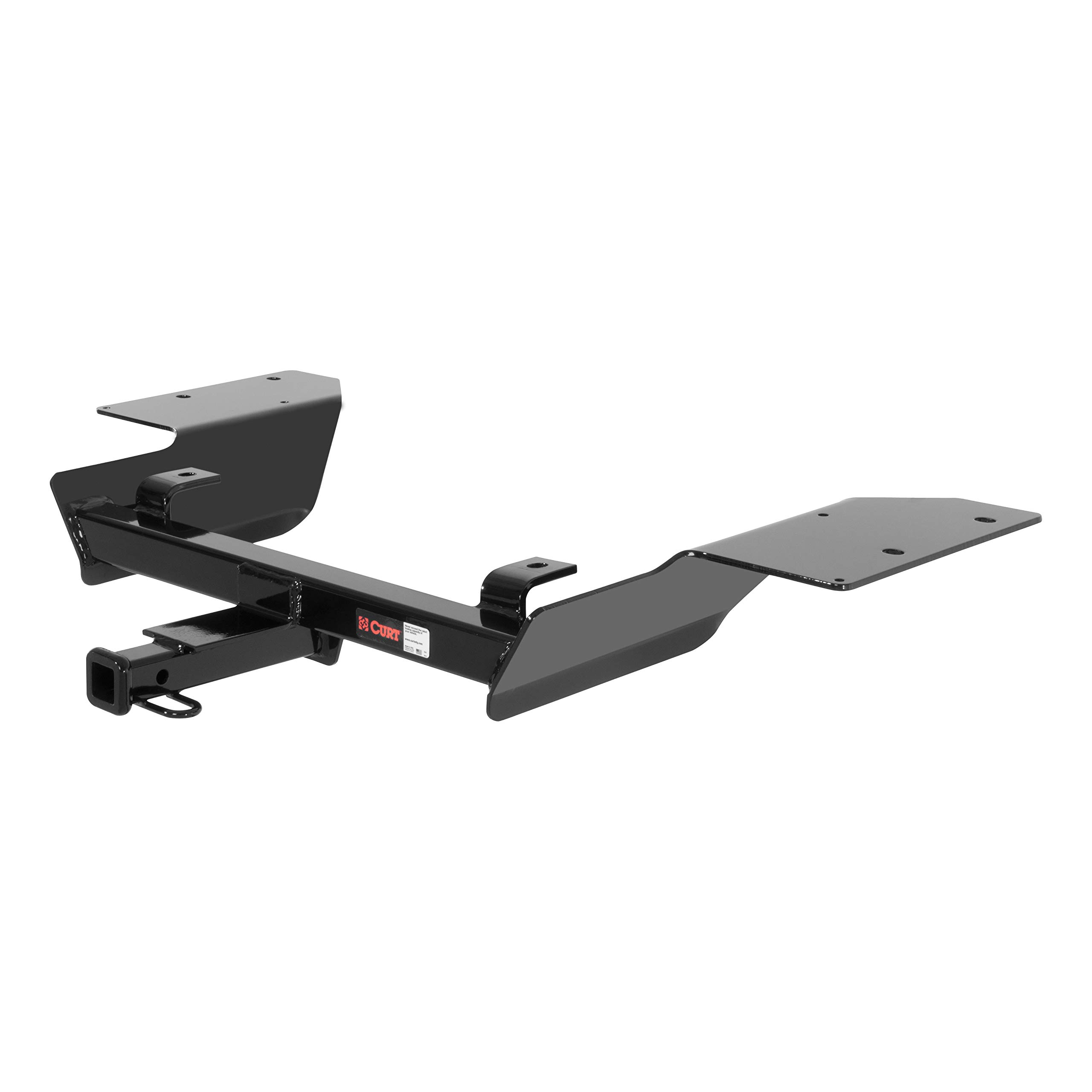 CURT 12252 Class 2 Trailer Hitch, 1-1/4-Inch Receiver Black 1-1/4'' Select Chevrolet Impala by CURT