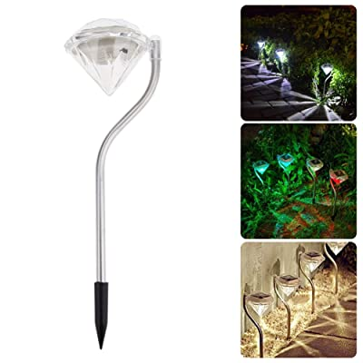 Solaire Extérieur Diamant Lumière Diamond Oofayyt De Lampe PikXZuO