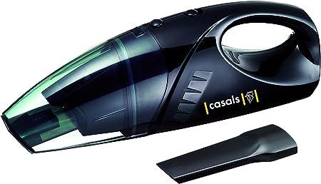 Casals VAC-100 Aspirador para Coche VAC100-B 100W, 100 W, Plástico: Amazon.es: Hogar