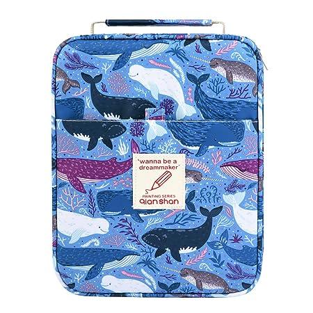 Derwent Adult Colouring Pencil Carry Holds 132 Pencils Case Coloured Pack Bag