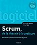 Scrum, de la théorie à la pratique: Initiation - Perfectionnement - Agilité - Avec un mémento de 14 pages